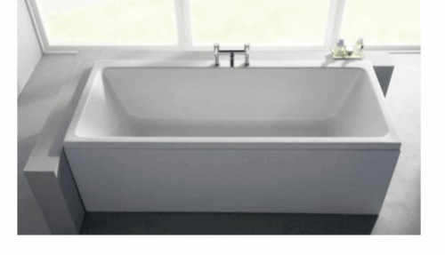 Carron Quantum Duo 1700 x 700mm Double Ended Bath